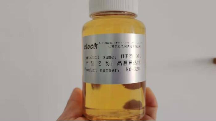 合成导热油样品
