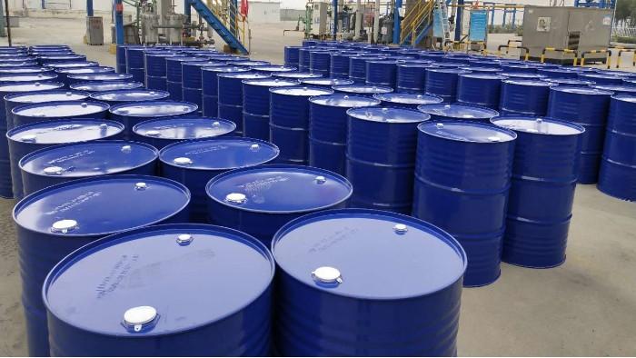 导热油厂家为客户量身定制-合成导热油蓝色包装