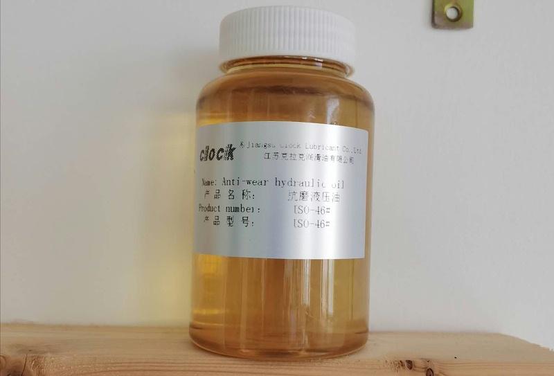液压油样品