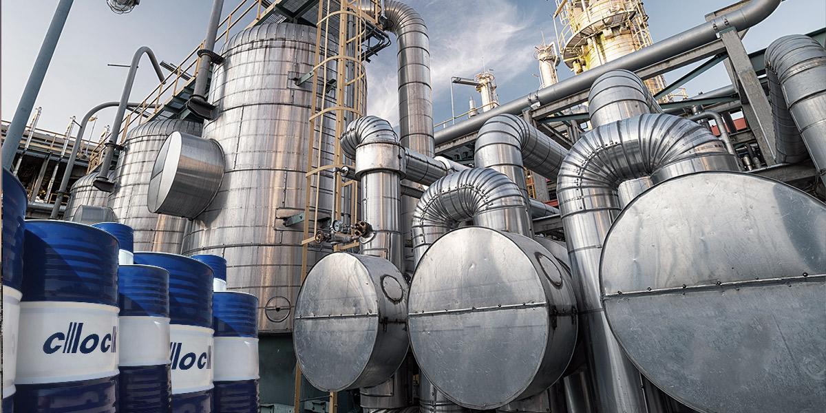 石油及燃气加工